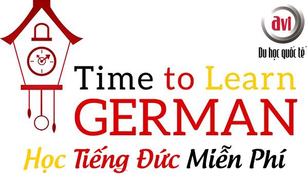 Học tiếng Đức miễn phí