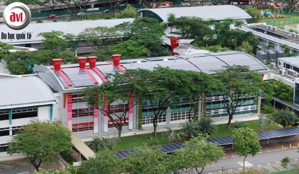 học viện BCA, Singapore