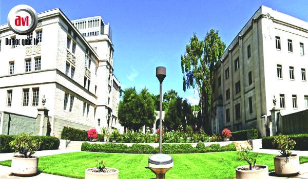 học viện công nghệ california