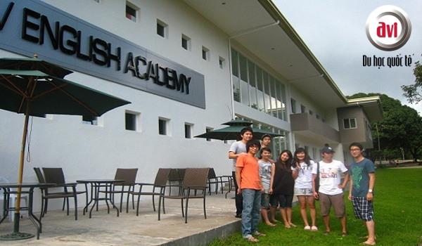 học viện ev cebu philippines