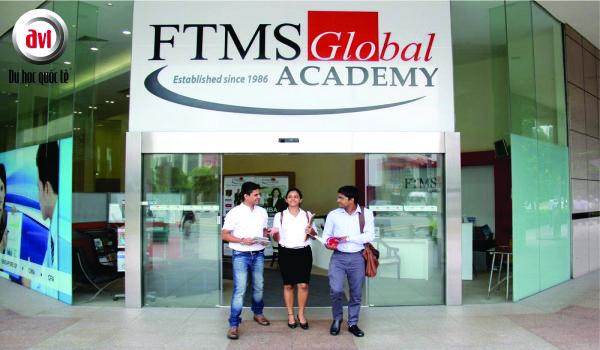 học viện FTMS Global Singapore