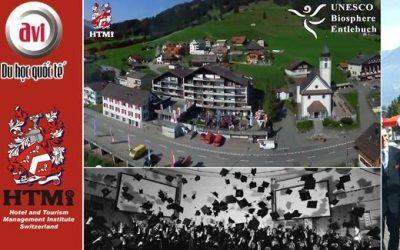 Gặp gỡ đại diện trường HTMI Thụy Sĩ tại VIệt Nam