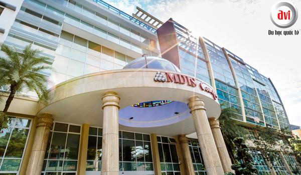 Học bổng học viện phát triển quản lý Singapore, MDIS