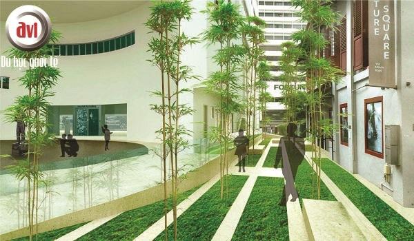 học viện nghệ thuật nanyang Singpore