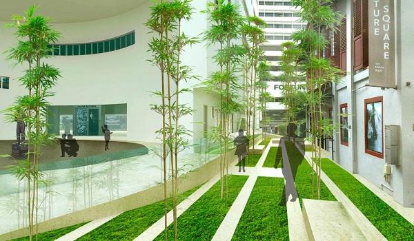 Học viện nghệ thuật Nanyang singapore