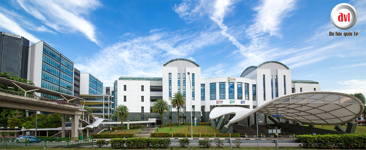 Học bổng học viện quản lý Singapore - SIM