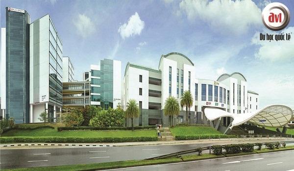 học viện quản lý SIngapore SIM