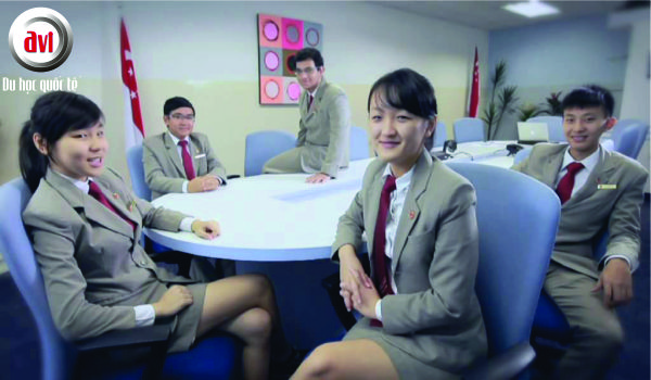 học viên trường trung học quốc tế hwa chong