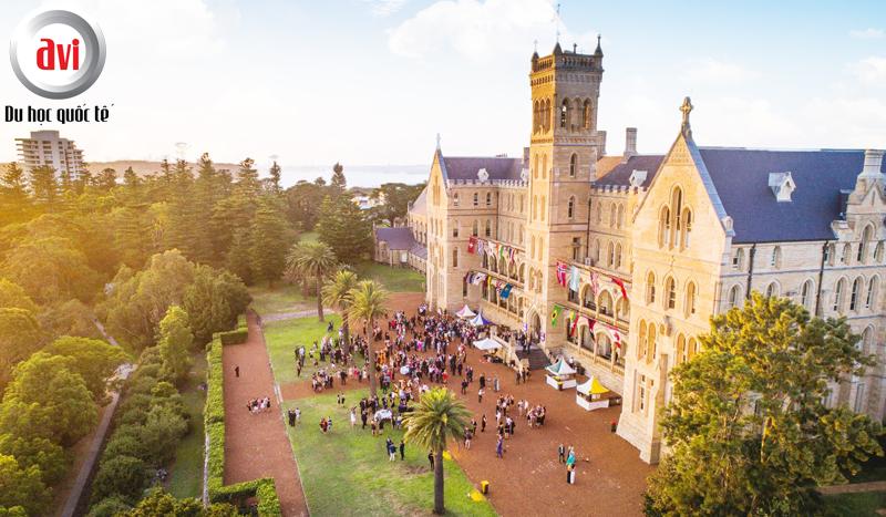 Khu học xá ICMs tại Sydney, Australia