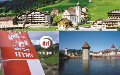 Du học Thụy sĩ: free dịch vụ và vé máy bay duy nhất trong năm 2018
