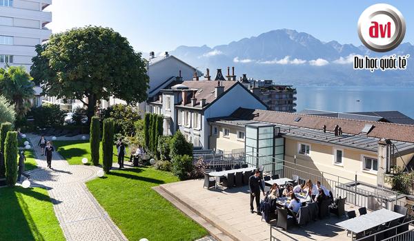 Cơ sở vật chất học viện Hotel Institute Montreux (HIM)