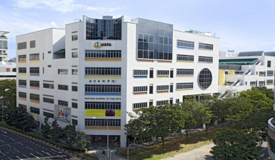 Gặp gỡ đại diện trường học viện quản lý Nanyang Singapore
