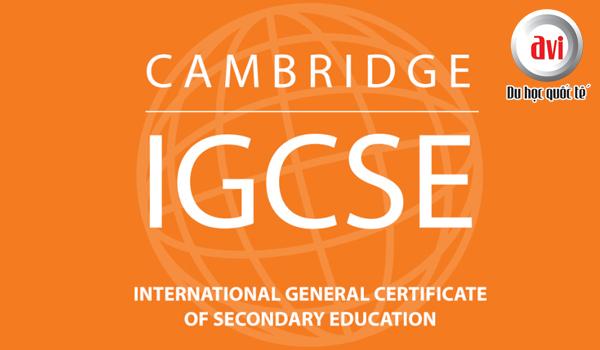 Chứng chỉ giáo dục trung học quốc tế - IGCSE