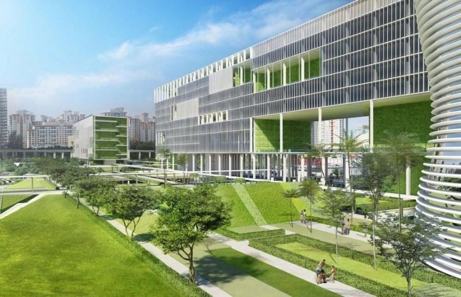 Bệnh viện Cộng đồng Jurong ra mắt công viên để giúp bệnh nhân dễ dàng trở lại với thói quen hàng ngày