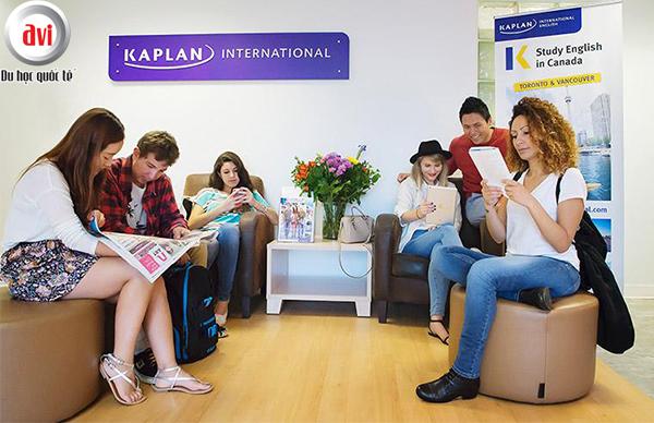 Ưu đãi từ Kaplan Canada