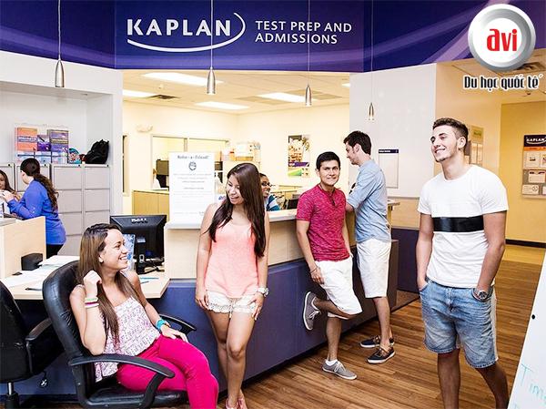 Các khóa học tại Kaplan International English