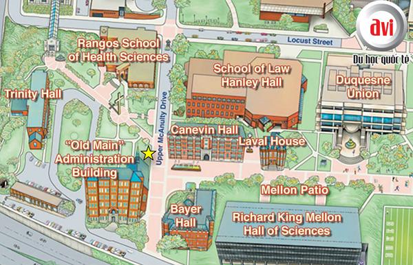 Khu học xá Duquesne University