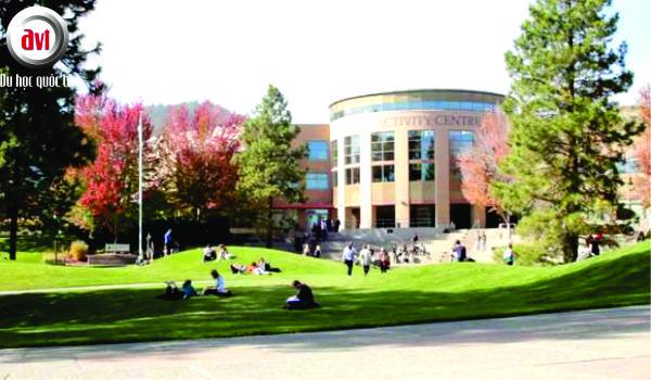 Khuôn viên Trường Đại học Thompson Rivers