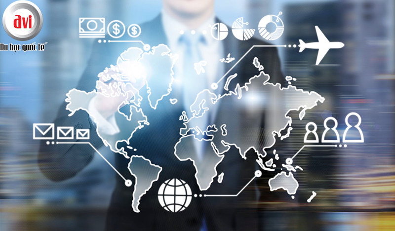 Ngành kinh doanh quốc tế(International Business) tại Singapore