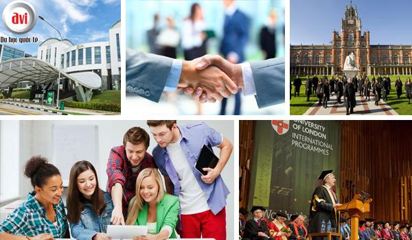 Chương trình liên kết SIM- University of London