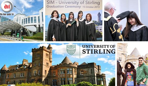 Chương trình liên kết học viện SIM - Đại học Stirling