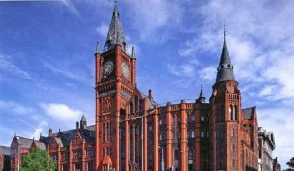 truong đại học Liverpool