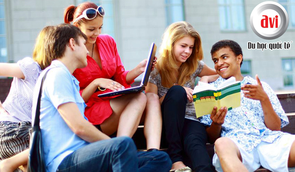 Nếu chưa đủ điều kiện tiếng, du học sinh có thể đăng kí chương trình tiếng anh học thuật