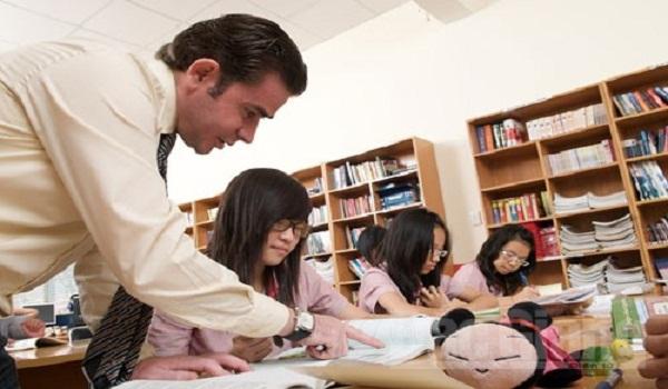 Học sinh tại Amerigo được chăm sóc toàn diện