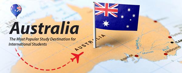 Úc- điểm đến du học được nhiều sinh viên lựa chọn nhất