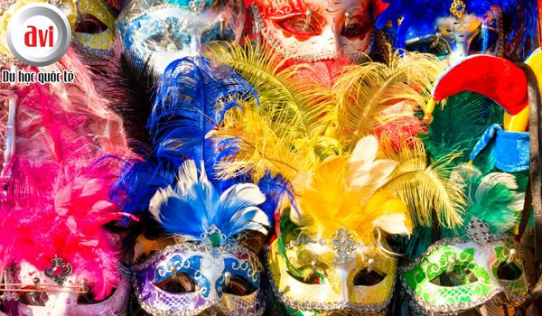 Mặt nạ lễ hội Karneval