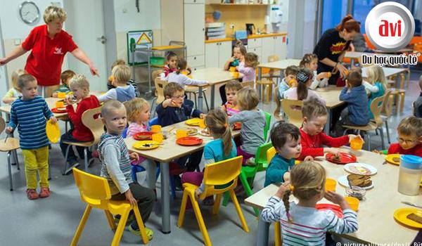 Mẫu giáo tại Đức