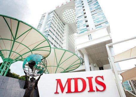 15 Suất học bổng thạc sĩ trị giá 64 triệu đồng cùng học viện MDIS Singapore