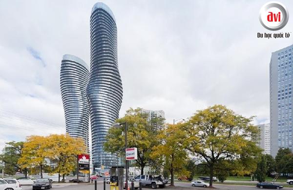 Thành phố Mississauga, Canada