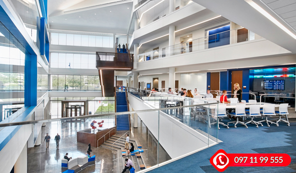 Môi trường học thuật tại Kansas đa dạng và uy tín bậc nhất nước Mỹ