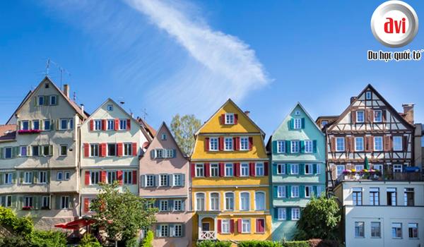 Mùa hè tại Đức