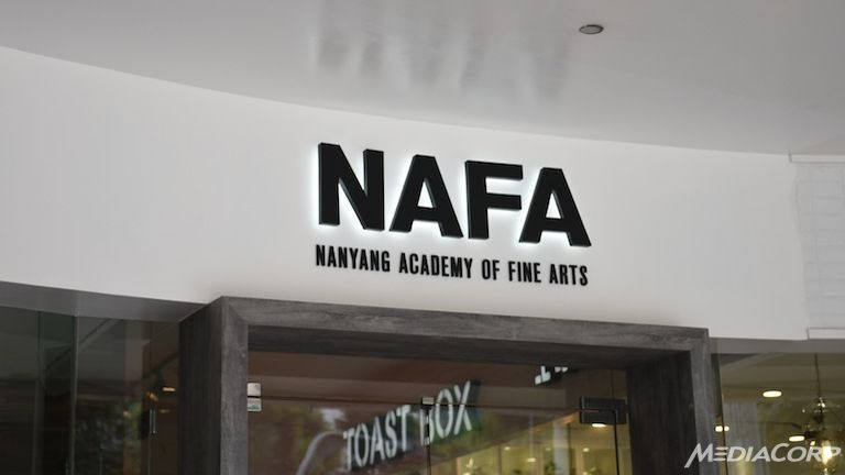 Nanyang Academy of Fine Arts- NAFA