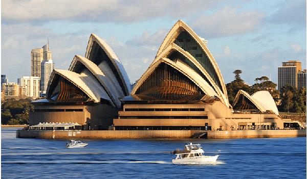 Nhà hát Opera Sydney là biểu tượng của đất nước Úc