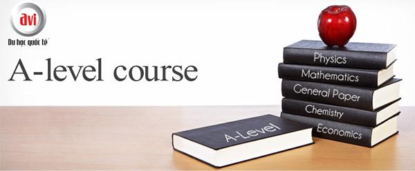 Nội dung học khóa A - level