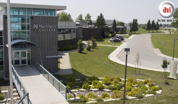 Khu học xá Timmins, Northern College