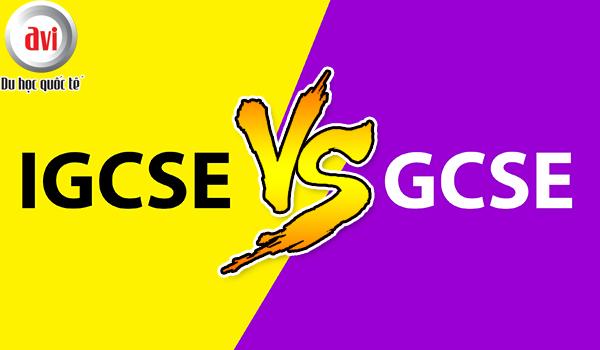 Phân biệt IGCSE với GCSE
