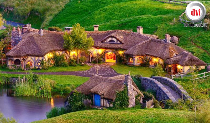 Phim trường Hobbiton, New Zealand
