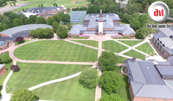 Khu học xá North Haven đại học Quinnipiac