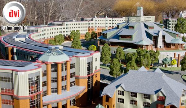 Khu học xá York Hill đại học Quinnipiac