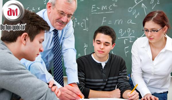 Quy trình học tập tại Đức