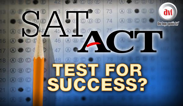 Khác biệt giữa SAT và ACT