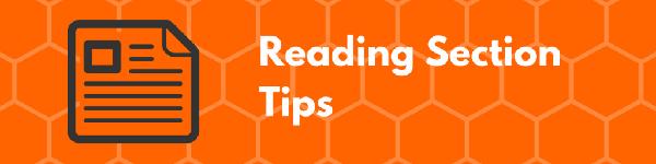 Những lưu ý về bài SAT reading