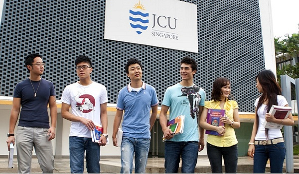 Đại học James Cook Singapore