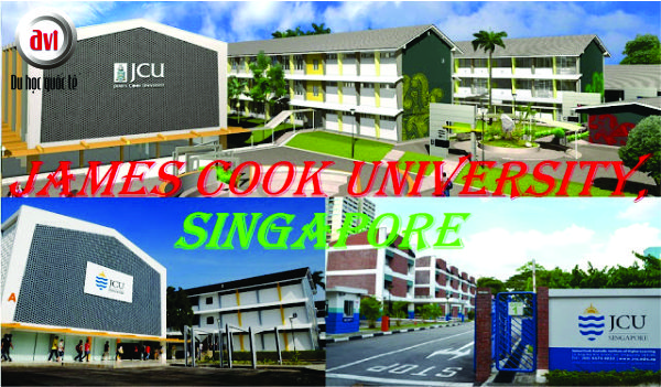Đại học James Cook, Singapore