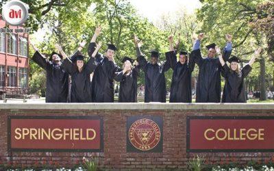 Ngập tràn học bổng và ưu đãi khủng tới 30,000 USD từ Springfield College, Mỹ