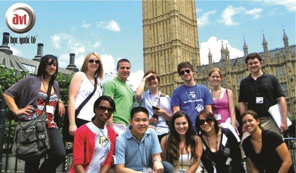 sinh viên các trường đại học tại anh quốc